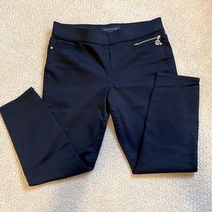 Tommy Hilfiger | navy ankle pants